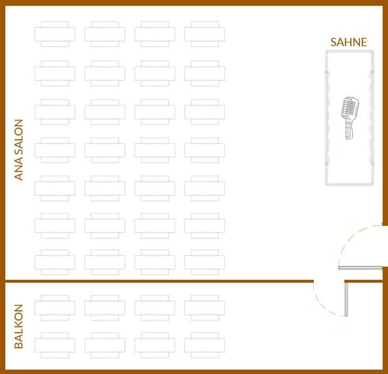 nişantaşı meyhanesi rezervasyon-plan